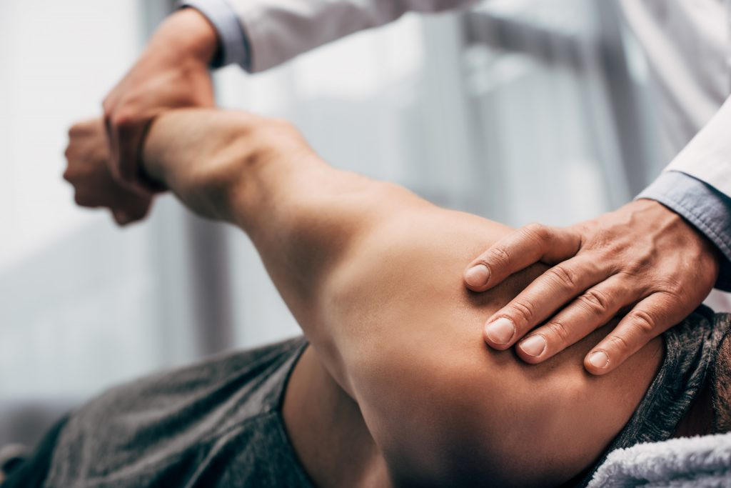 Ostéopathie structurelle